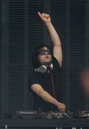 Grammy Award for Best Dance/Electronic Album - Skrillex won this award three times in 2012, 2013 and 2016