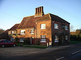 "The ""Angel"" Public House Swanton Morley (293152 4133a3c2-by-Clem-Maginniss).jpg"
