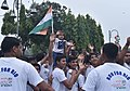 The 'Run for Rio' in Delhi - a wonderful way to wish our athletes for 2016 Olympics. (28691551895).jpg