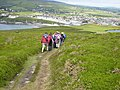 The 95 mile long Isle of Man Coastal Path above Port Erin - geograph.org.uk - 482956.jpg