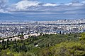 The Areopagus from Philopappos Hill on July 11, 2019.jpg