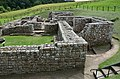 The Baths located outside the fort, considered as the best-preserved Roman military building in Britain, Chesters Roman Fort (Cilurnum), Hadrian's Wall (42944859390).jpg
