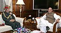 The Chief of Army Staff, General Bipin Rawat calling on the Union Home Minister, Shri Rajnath Singh, in New Delhi on January 10, 2017.jpg