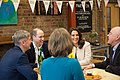 The Duke and Duchess Cambridge at Commonwealth Big Lunch on 22 March 2018 - 119.jpg