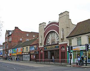 Closed cinemas in Kingston upon Hull - Regent cinema