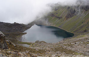 Gosaikunda - Image: The Holy Gosainkunda Lake, Rasuwa