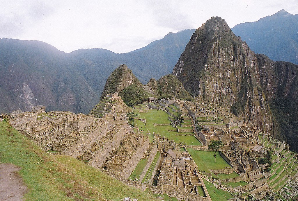 An overview of thehistory of the incan empire