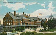 The Malvern Hotel, Bar Harbor, ME