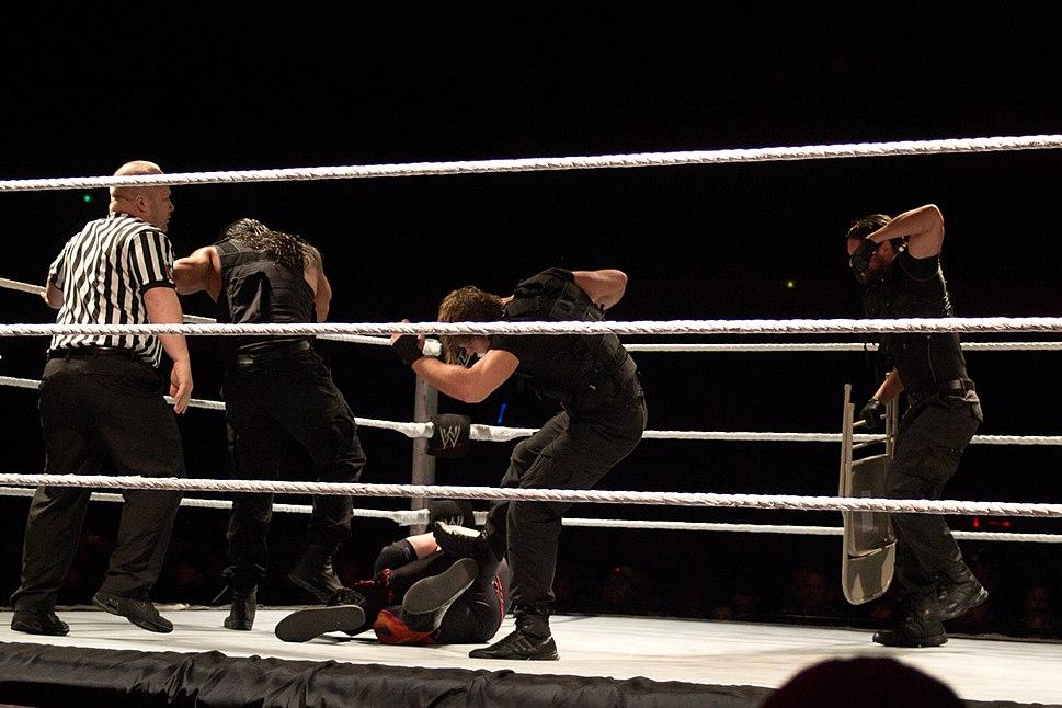 The Shield Teamwork