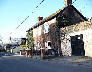 Woodford, Wiltshire - The Wheatsheaf Inn, Lower Woodford