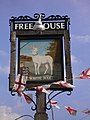 The White Hart Sign, Farncombe.jpg