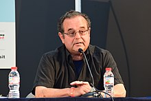 The cartoonist Jaume Rovira i Freixa. Barcelona International Comic Fair 2016.JPG