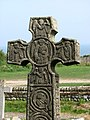 The church of All Saints - intricately carved cross - geograph.org.uk - 967844.jpg
