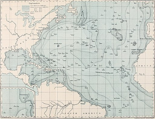 The depths of the ocean; a general account of the modern science of oceanography based largely on the scientific researches of the Norwegian steamer Michael Sars in the North Atlantic (1912) (20239695703)