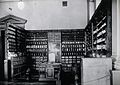 The interior of an old pharmacy recreated in a museum, Pragu Wellcome V0029777.jpg