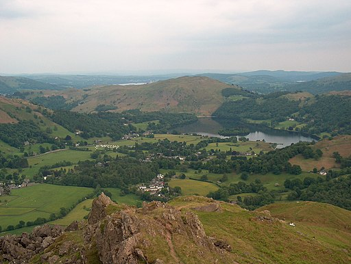 The top of Helm Crag - geograph.org.uk - 1758488
