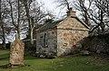 The watch-house at Oldhamstocks Churchyard - geograph.org.uk - 1764297.jpg