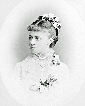Duchess Therese Petrovna of Oldenburg