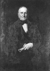 Portrait of Dr. G.F. Westerman, founder and director of Artis