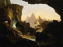 Thomas Cole - Subsiding of the Waters of the Deluge - Smithsonian.jpg