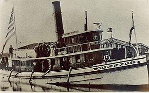 Tuff-E-Nuff (tugboat) - Thomas Cunningham Sr.