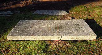 Thomas Farrer, 1st Baron Farrer - Farrer's grave in Brookwood Cemetery