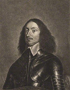 Joseph Halfpenny - Sir Thomas Herbert, 1st Baronet, engraving by Joseph Halfpenny