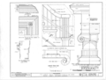 Thornhill Plantation, County Road 19, Forkland, Greene County, AL HABS ALA,32-WATSO,1- (sheet 10 of 16).png