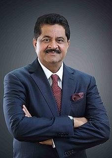 Thumbay Moideen Indian philanthropist