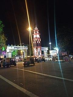 Ultadanga Neighbourhood in Kolkata in West Bengal, India