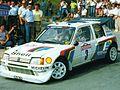 Timo Salonen - Peugeot 205 Turbo 16 (1985 Rallye Sanremo).jpg