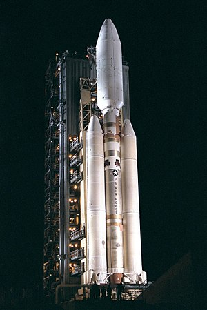 Titan4B on Launch Complex 40.jpg