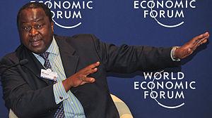Tito Mboweni - Image: Tito Mboweni New Champions World Economic Forum on Africa 2011