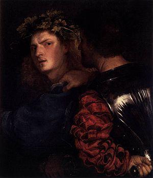 The Bravo (Titian) - Image: Tiziano, i bravi