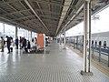 Tokaido Shinkansen Mishima Station Platform.jpg