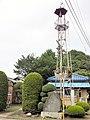 Tokorozawa-shinden Inari-jinja yagura.jpg