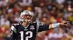 Tom Brady 8-28-09 Patriots-vs-Redskins