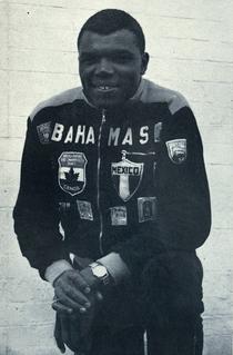 Tom Robinson (athlete) Bahamian sprinter