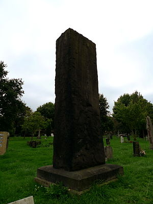 John Britton (antiquary) - Britton's tomb in West Norwood Cemetery