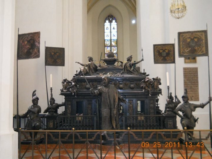 Tomb of Louis the Bavarian