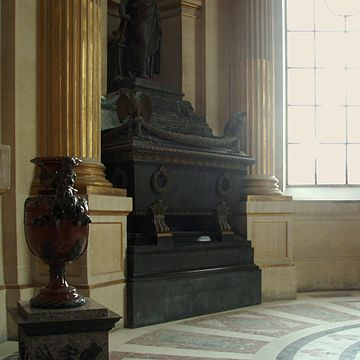 Tomb of Jerome Bonaparte at Les Invalides Tombe Jerome Bonaparte.jpg