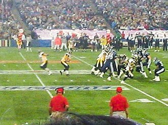 Hamilton Tiger-Cats - Tiger-Cats vs. Argonauts, October 27, 2005, at Rogers Centre