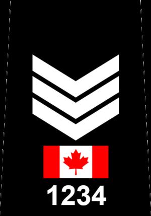 Cobourg Police Service - Image: Toronto Police Sergeant