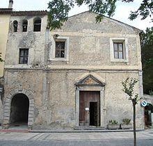 Chiesa della SS Annunziata