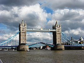Tower Bridge,London Getting Opened 1.jpg