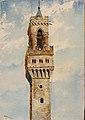 Tower of Palazzo Vecchio SAAM-1962.13.16 1.jpg