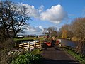 Towpath works - geograph.org.uk - 292329.jpg