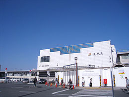 Toyohashi Station (west side 2).jpg