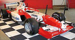 Toyota F1 Car 2003.jpg