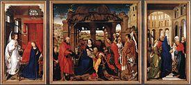 Tríptico de Santa Columba, Roger van der Weyden.jpg